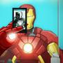Super Hero Selfie by kazmirre