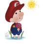 Dailies #06 - Mini Mario