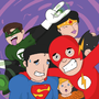 Superhero Selfie ! by Treshtoons