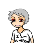Prussia talk sprite Hetalia by alice123