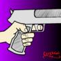 Gun by CerebralGaming