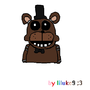 freddy fazbear by lilluke9
