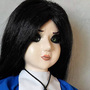 Alice Madness Returns doll by MimsArt
