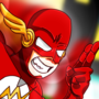 The Flash by FlashStorm