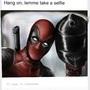 Deadpool selfie by DeclanMcDermott97