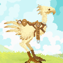 Chocobo Hill by Carrion