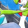 Six pokemon, doing things, the by Zalfurius