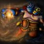 some ogre magic by Vilires