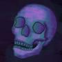Watery Skull by Jogurt-NG