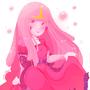 Princess bubblegum by zamii070