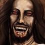 Vampire Jesus by FASSLAYER