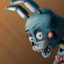 FNAF2: Toy Bonnie by MST3KMAN