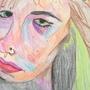 Purple Bags Under My Eyes by Allisawn