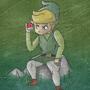 Confused Link by joewaldron