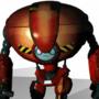Robot Walk Cycle by ShadyDingo