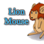 Lion Mouse by ArtsyViking