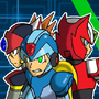 Megaman X8 by Plazmix