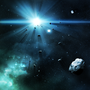 Asteroid Field by Geoplex