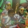 Romans Recuperating by BrandonP
