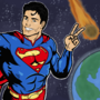Superman Selfie by TheIYouMe