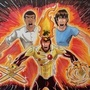 We are Firestorm! by ultimatejulio