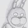 Bonnie The Bunny by Shawnlabomb