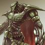 Robot Knight by FASSLAYER
