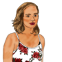 Madilyn Bailey Vector Image by Dudley731