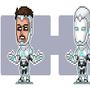 Superior Iron Man by ionrayner