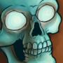The Mighty Bumbez Skull by BillPremo