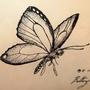 #012_Butterfree by Manguinha