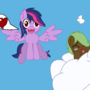 Ponies in the sky by applelove00
