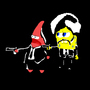 Sponge Fiction by Mooon