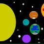 Sol System. by Asherbirdman