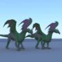 Animated Dragon Cycles by ShadyDingo