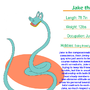 Fact File: Jake the Fly Snake by IAmTheUnison