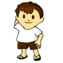My Bro but in EarthBound Style by GamingAnimator