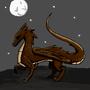 pixel dragon by skizzwizz
