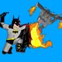 Drunk Batman VS Firefly