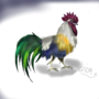 Rooster by GravesTail09
