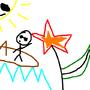 Daisy Surfing by HolyTomato