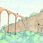 Canyon Bridge by MC-Booga