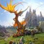 Slain Dragon by JonathanVdB