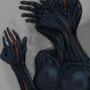 6 fingers by Polmnechiac