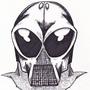 Cosmic Battle Helmet by CourageousCosmic