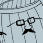 Suspicious barrels. by notcrispy