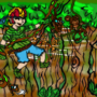 Terry in the Jungle! by metabots44