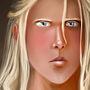 Scandinavian Girl by Trebuxet