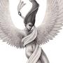 Harpy Lady by Unseelie