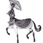 Victorian Centaur by Unseelie